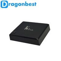 Dragonbest amlogic s905 K1 plus ott tv box 1g/8g android 5.1 google tv box Support most external 3G USB dongle