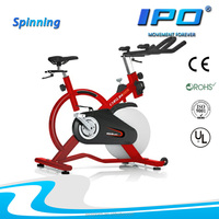 Hot sale indoor cycling bike fitness spinning bike in gym equipment
