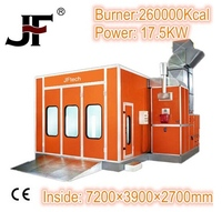 Best Sell garage paint booth with durable spray booth oven is made by autobody paint supplier