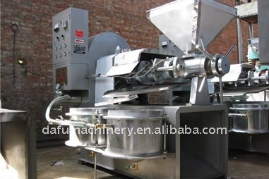 oil seeds -screw oil extraction machines