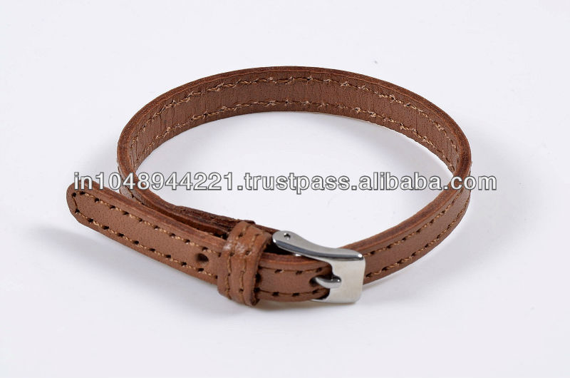 Suede Leather Watch Strap In Wrist Watches
