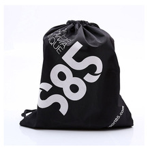 Wholesale 210T Polyester Multifunctional Cheaper Drawstring Bag