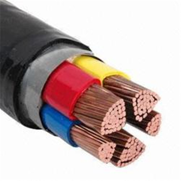 China 4 core 240mm2 XLPE amoured submarine power cable