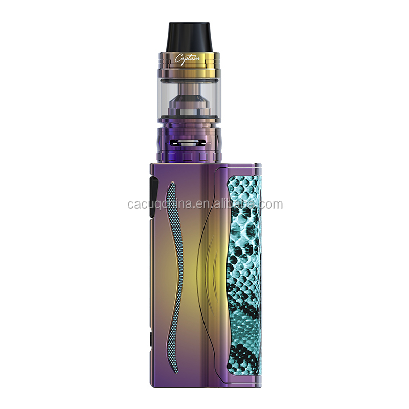 New Arrival IJOY Genie PD270 Kit with IJOY Captain S Subohm Tank!