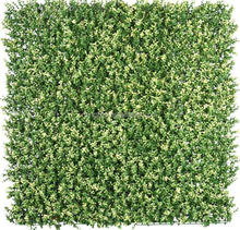 Artificial fence garden fence landscape leaves artificial foliage