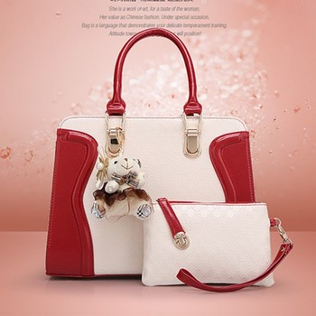 simple design made in china New fashion wholesale ladies handbag with top quality