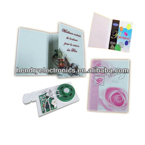 China Electronic Greeting Cards Manufacturers And Suppliers On Alibaba