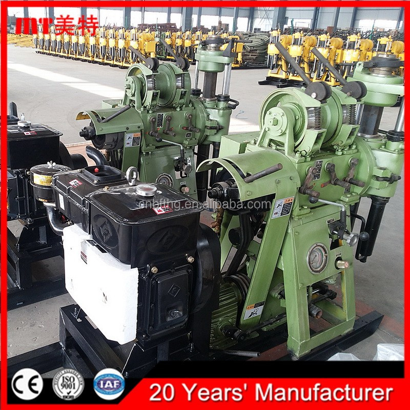 2016 hot export best strong pneumatic bolt drilling rig