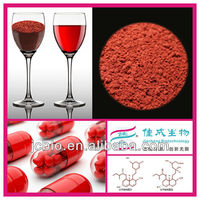 Chinese Pure Natural Red Rice Yeast Liquid with Monacolin K 0.05%~3.0%