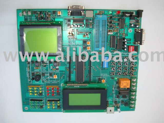 PIC Microcontroller Development Board