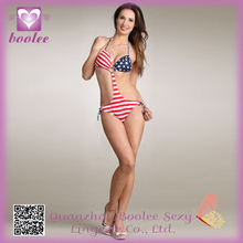 Open Hot Charming 2014 Young Girl Sexy Bikini Swim Wear
