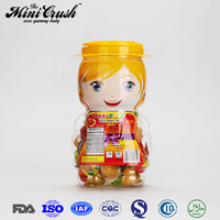 Wholesale Cheap Price fruit jelly snack