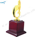 Customized Metal Statue New Design Metal Sculpture Award