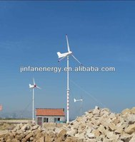 Wind turbine /low rpm generator wind power equipment/on/off grid wind generator