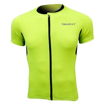 Hot selling cheap cycling clothing 100% polyester breathable china custom mtb cycling jersey with low price