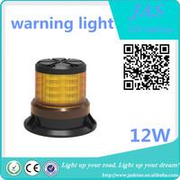 red yellow Bulb Rotating Warning light