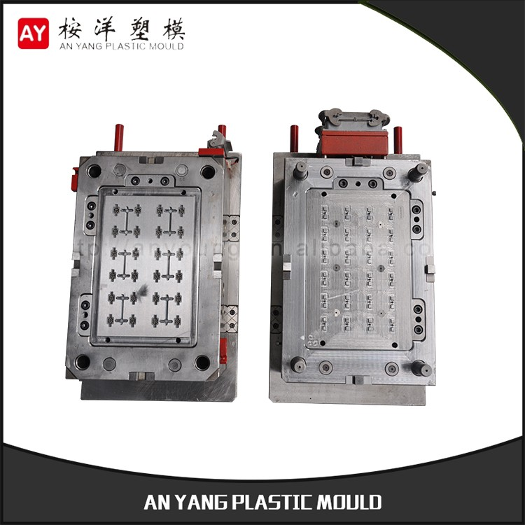 Custom High Precision Injection Plastic Crate Mold