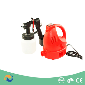 Hot Selling 800ml Paint Gun Brass Nozzle Spray Gun with GS/CE/EMC/ROHS