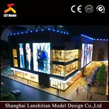 LST new product real estate model making
