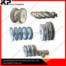 Metal or resin bond diamond glass tools supplier grinding polishing diamond cutting wheel for glass
