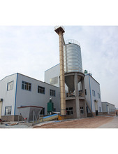 gypsum powder production line with Germany technology for automatic nti making machine