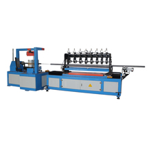 SL-SB Automatic Laminated Spiral Cardboard Paper Tube Core Pipe Making Winding Machine For Making Paper Spiral Tubes