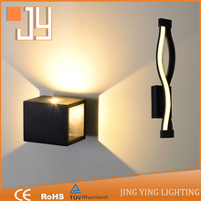 led wall light waterproof light fixture
