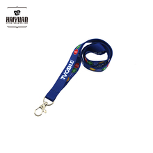 Hot Selling Oakleyable Polyester Lanyard with lobster claw hook