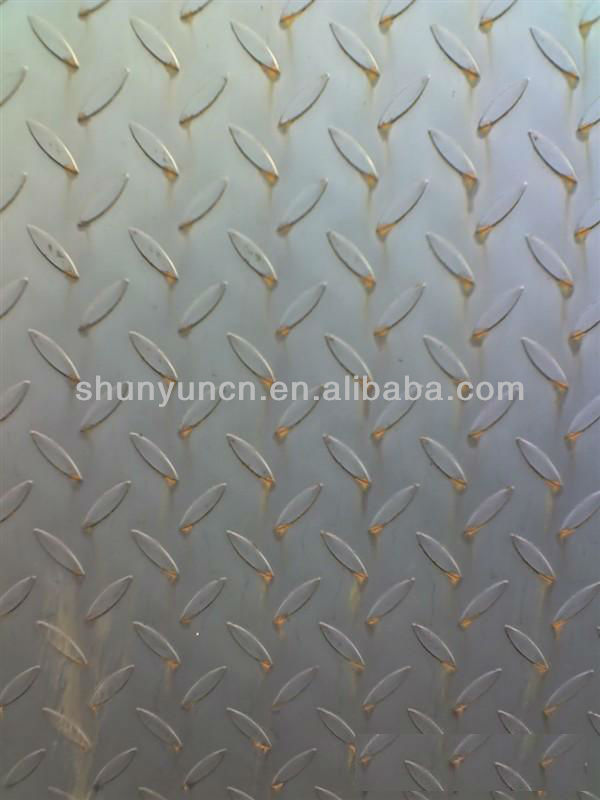 Hot sale mild steel plate steel checkered sheet for industrial