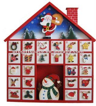 casa de madera calendario de adviento buy product on On calendario de adviento casa