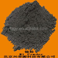 Low oxygen Nickel powder purity 99.95%