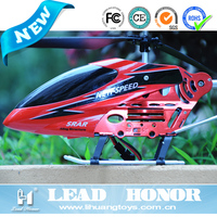H002 with LED Light Remote Control Planes 3.5 channel RC Helicoptero v913