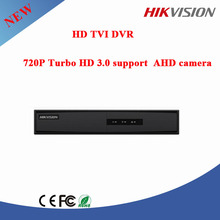 Hikvision 4CH TVI DVR,3.0 turbo HD DVR support AHD camera 4in1 dvr