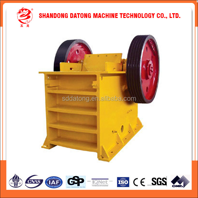 2016 newly durable pe250x750 jaw crusher new inventions in china