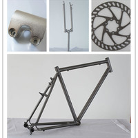 Titanium Gr9 Bike Parts