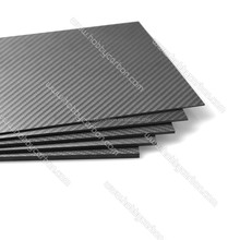 4.0mm High Quality 100% carbon fiber plate laminate/sheet/plate/board