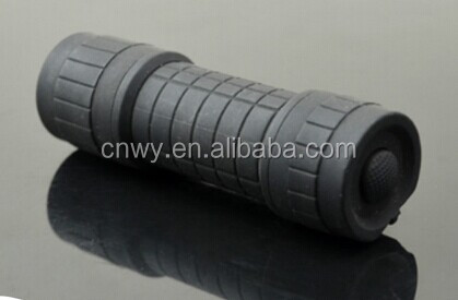 AAA Battery Powered Plastic Led Torch 9 Led Flashlight