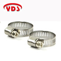 Stainless steel american mini type pipe clamp fitting auto parts