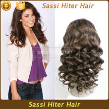 2016 new hot style remy human hair topper wig