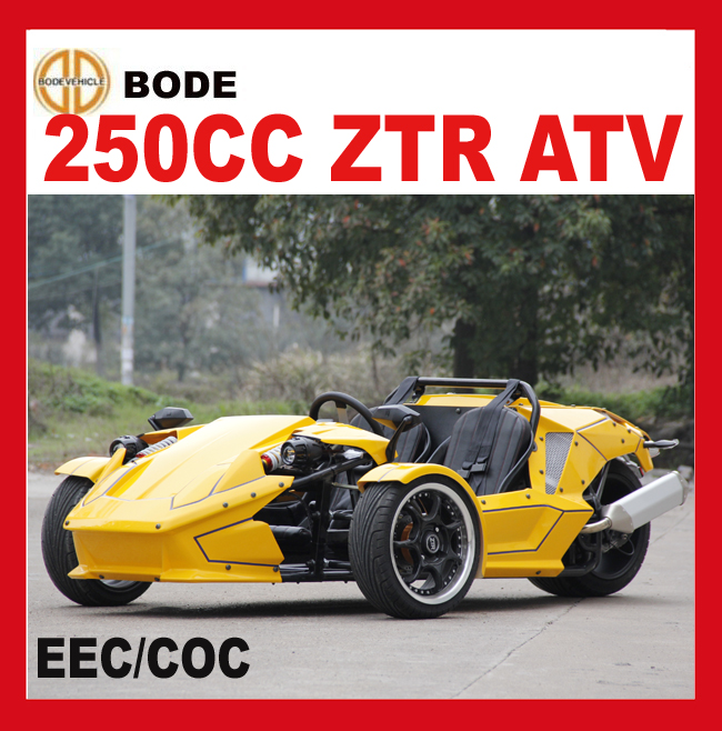 EEC/COC 250cc Reverse Trike with Cheap Price