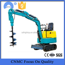 China factory mini hydraulic grab excavator for sale