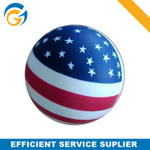 Anti Stress Ball Flashing Light Promotion Toy For Kids