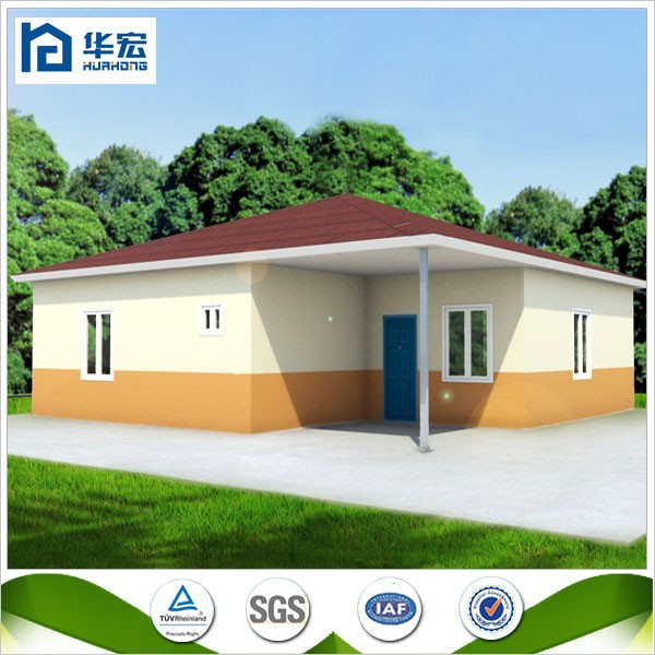 Hot Sale Insulated fast construction concrete modular homes