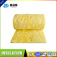 Self-extinguishing Wall Thermal Insulation Blanket Insulation Fiber Glass Wool for Facades