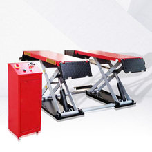 3T portable hydraulic scissor car lift for sale with CE certification