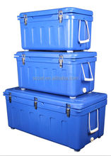 Roto moulded coolers suppliers, Rotomold box for cooler (PU Foam)