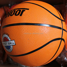 Top grade Cheapest en71 approved 5 inch rubber basketball