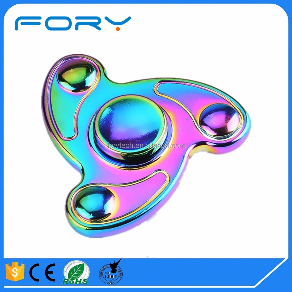 Promotional Items colorful hand spinner toy For Autism and ADHD