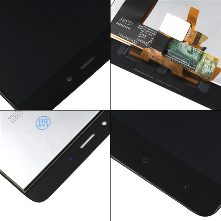 LCD Display + Touch Screen Digitizer Assembly For Xiaomi Redmi Note 4 Replacement Parts