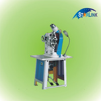 wenzhou starlink hotsale automatic single riveting shoe lace eyelet punching machine